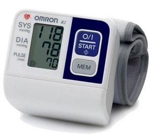 automatyczny ciśnieniomierz nadgarstkowy OMRON R2