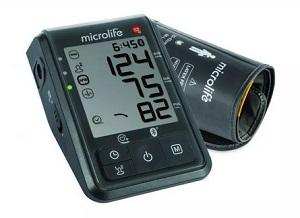 ciśnieniomierz automatyczny Microlife BP B6, aparat naramienny z technologią Afib