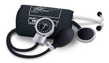 ciśnieniomierz zegarowy z manometrem Tech-Med TM-Z/S