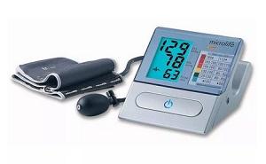 półautomatyczny ciśnieniomierz naramienny Microlife BP A80 Pad