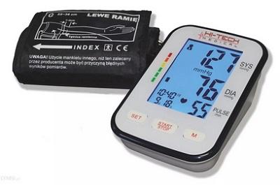 Ciśnieniomierze marki Kardio-Test Medical