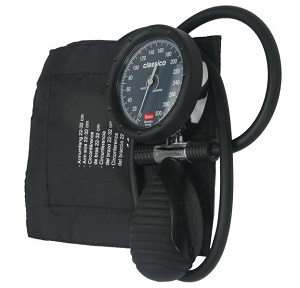 Ciśnieniomierz BOSO Classico ze stetoskopem Spirit SS747PF